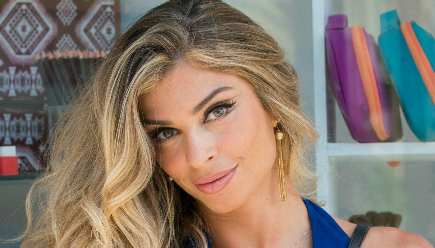 A atriz da Globo, Grazi Massafera expõe momento inusitado (Foto: Reprodução)