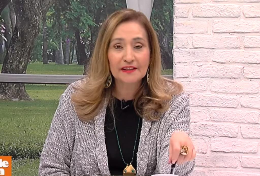 A jornalista Sonia Abrão foi especulada para a CNN Brasil (Foto: Reprodução)
