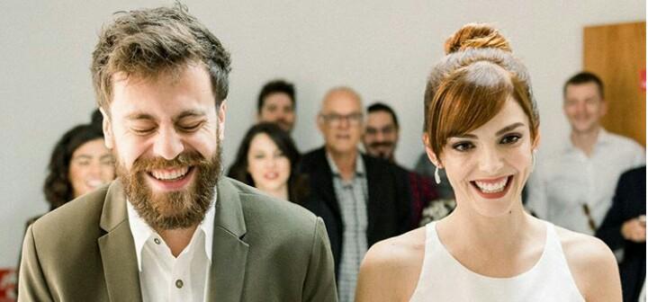 Titi Müller e Tomas Bertoni se casam (Foto: Murillo Luz e Rodrigo Leonel)
