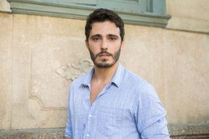 O ator Thiago Rodrigues foi contratado pela Record e fará a novela Amor Sem Igual (Foto: Reprodução)