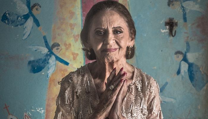 Laura Cardoso será Matilde em A Dona do Pedaço, novela das nove da Globo (Foto: Globo/Raquel Cunha)