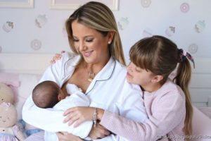 Ticiane Pinheiro, Rafaella Justus e Manuella (Foto: Reprodução)