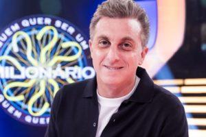 O apresentador do Caldeirão do Huck da Globo, Luciano Huck (Foto: Globo/João Miguel Júnior)