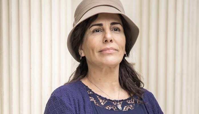 Lola (Gloria Pires) Éramos Seis, novela das seis da Globo (Foto: Globo/Raquel Cunha)