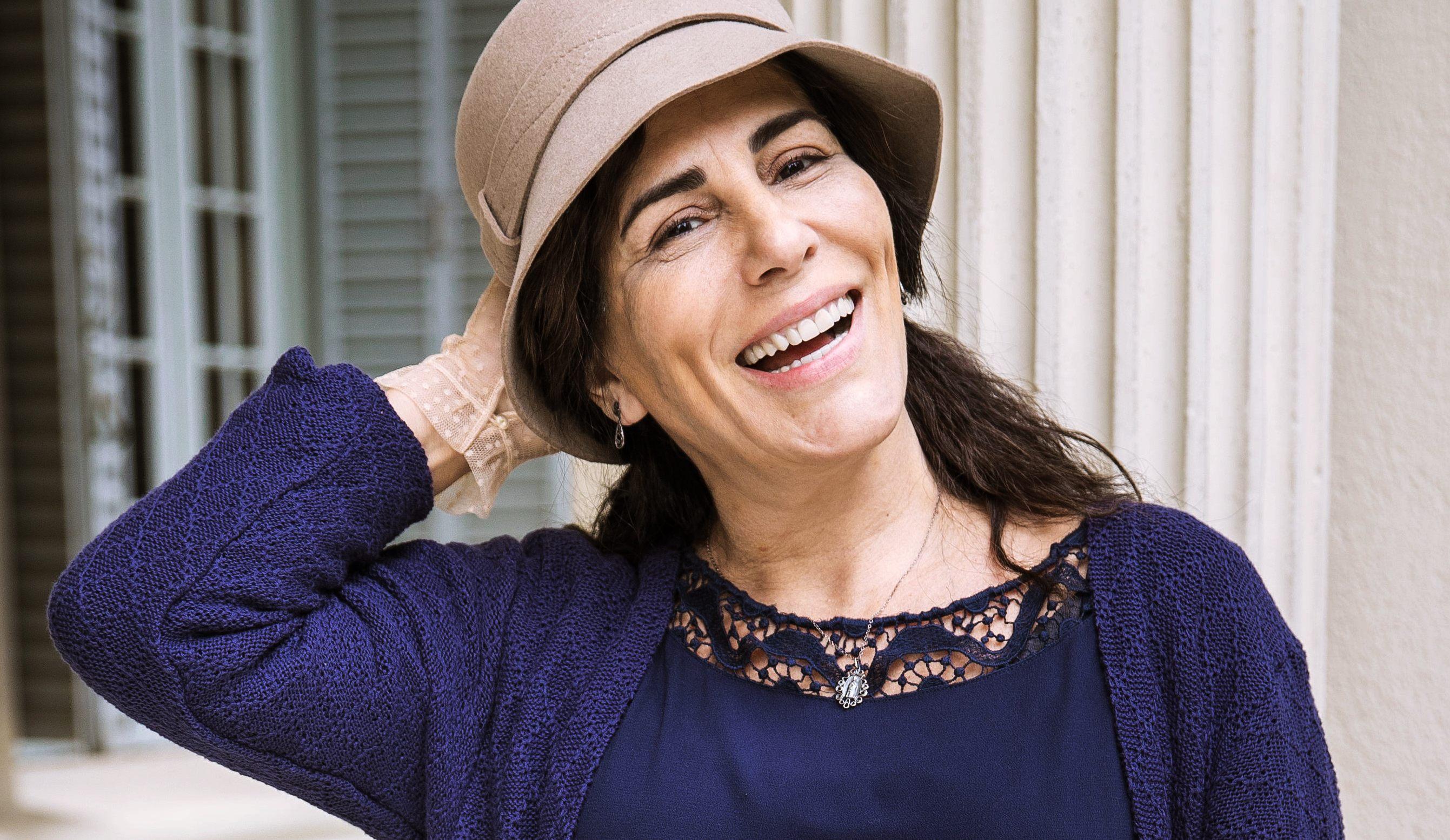 Lola ( Gloria Pires ) por Raquel Cunha em Éramos Seis (Foto: Divulgação)