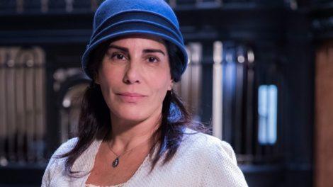 Lola (Gloria Pires) em Éramos Seis, próxima novela das seis da Globo (Foto: Globo/Raquel Cunha)