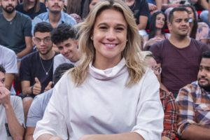 Fernanda Gentil apresentará o Se Joga, novo programa da Globo (Foto: Globo/Fábio Rocha)