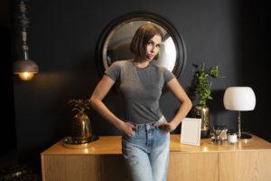 Apartamento da atriz Deborah Secco. Foto: Divulgação