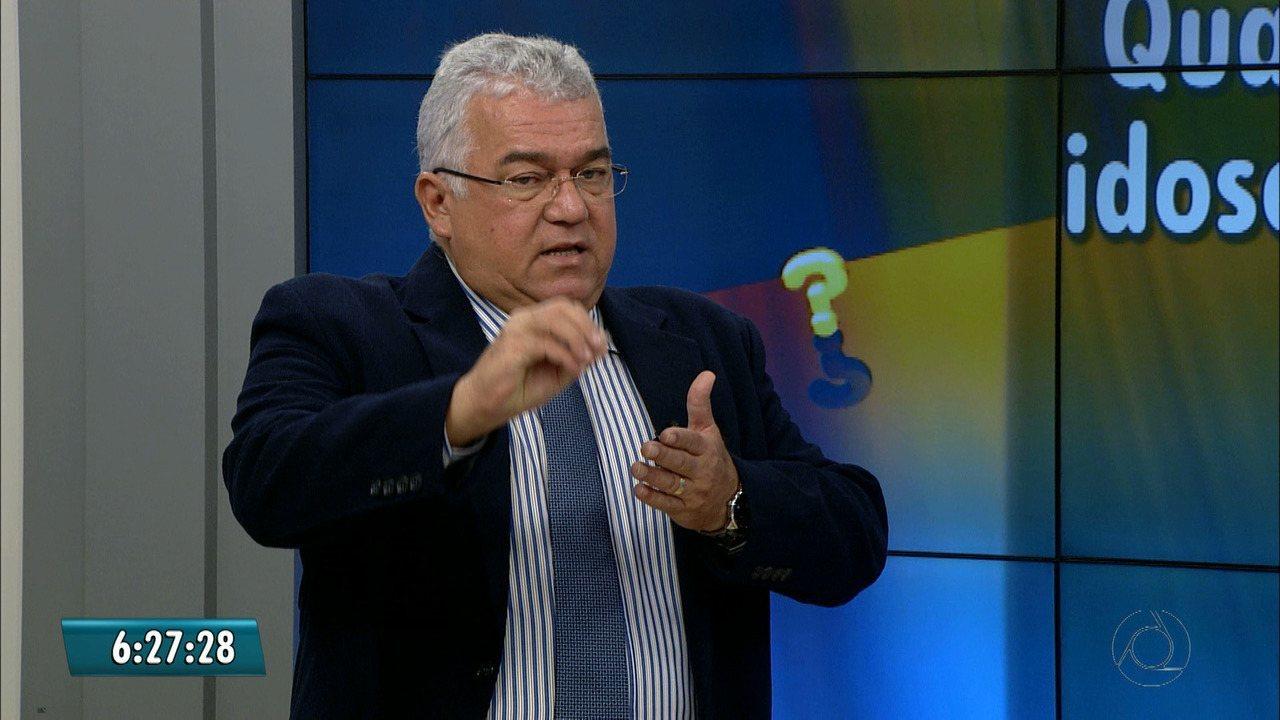 O colunista Paulo Souto. Foto: Reprodução