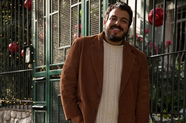 O ator da Globo, Luis Lobianco (Foto: Divulgação/Fábio Braga)