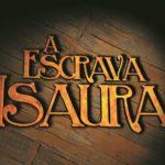 Logo A Escrava Isaura (Imagem: Divulgação)