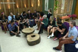 O reality show da Record, A Fazenda estreia com elenco pouco conhecido e desagrada fãs (Foto: Reprodução)