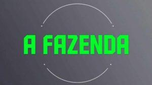 Logo A Fazenda 11 (Imagem: Divulgação)