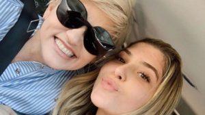 Andréa Nóbrega e Mafe Nóbrega (Foto: Instagram)