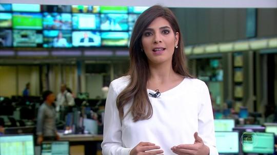 Andréia Sadi se comparou com a vilã de Senhora do Destino (foto: reprodução/TV Globo)