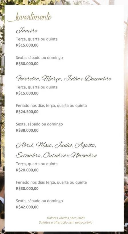 Valores do casamento da ex-fazendeira da Record, Bárbara (Foto: Divulgação)