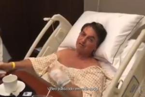 Jair Bolsonaro (Foto: Reprodução/Globoplay)