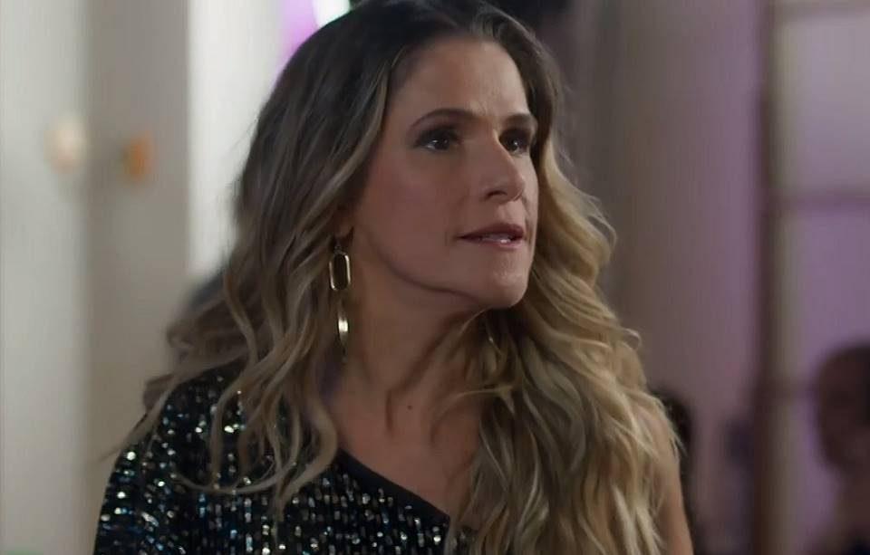 Silvana em cena da novela das 19h da Globo, Bom Sucesso (Foto: Divulgação)