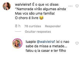 Luana Piovani, Anitta, Pedro Scooby