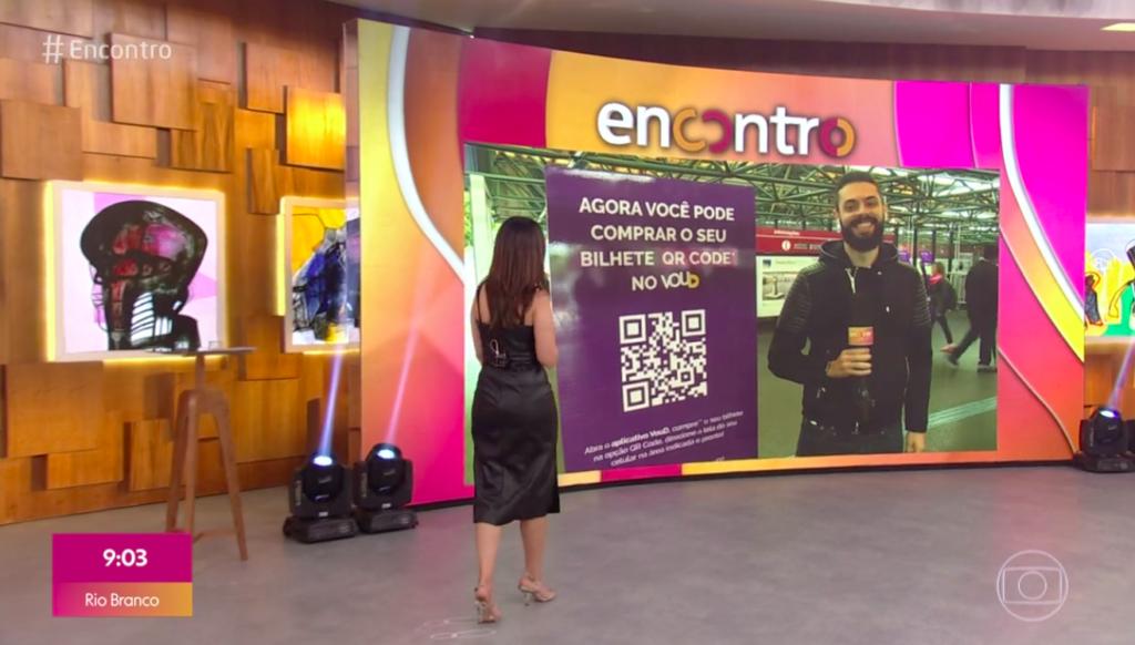Fátima Bernardes, Cauê Fabiano, Ana Maria Braga