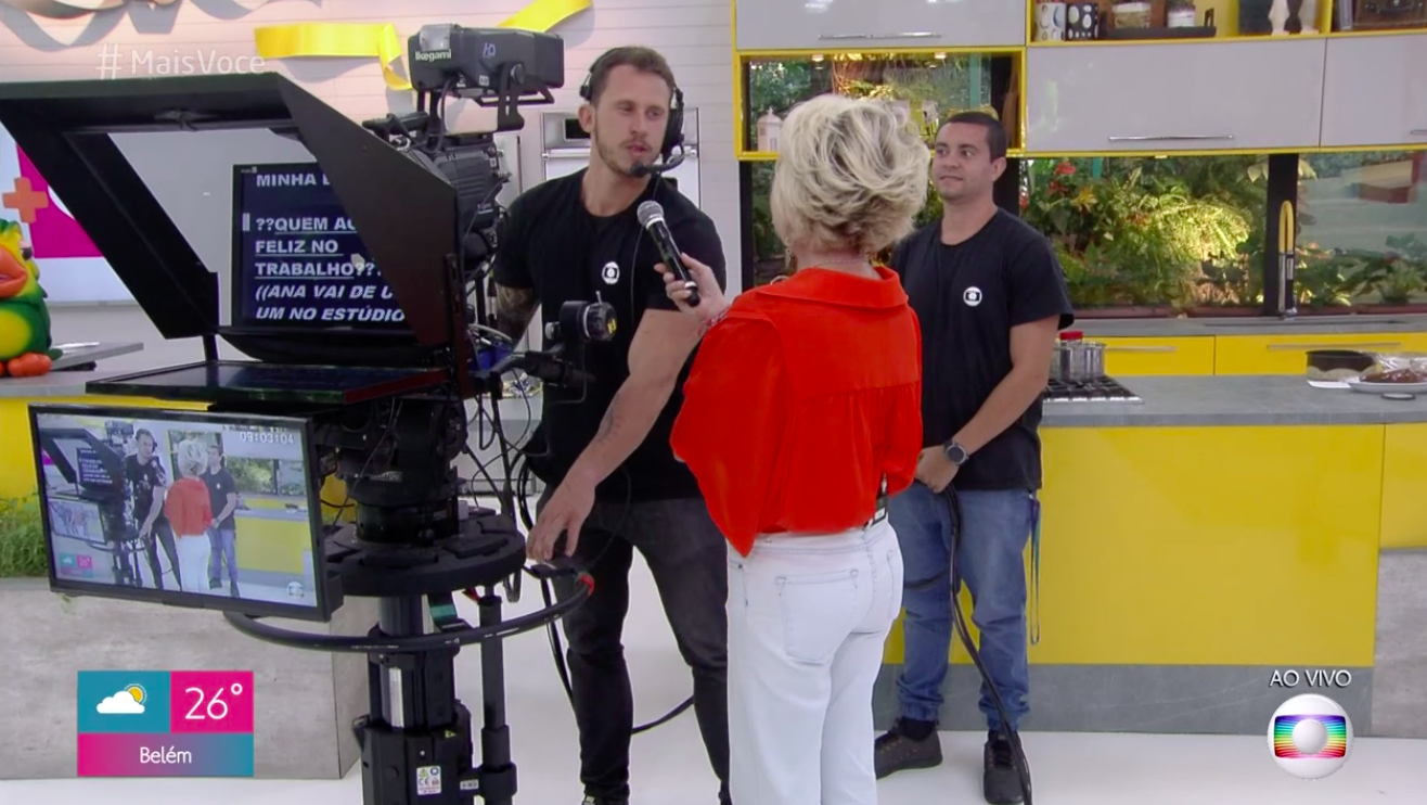 Ana Maria Braga, Globo