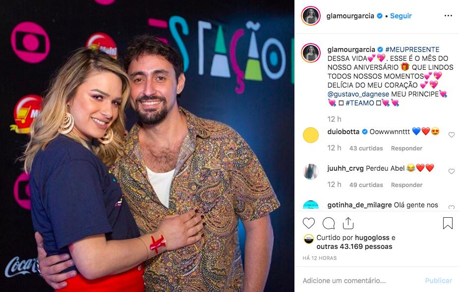 Glamour Garcia, A Dona do Pedaço