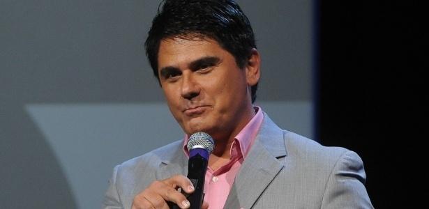 César Filho foi internado às pressas em função de uma grave doença (Foto: Reprodução)