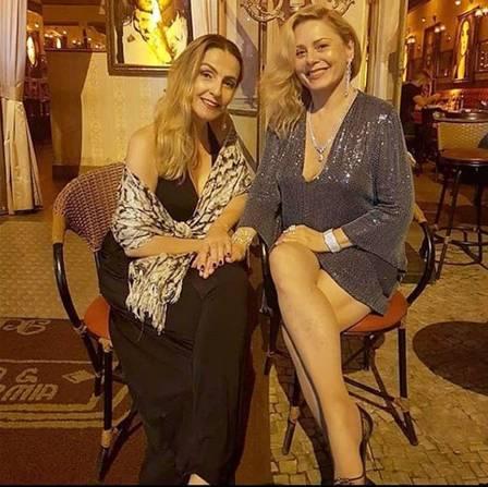Claudia Della não trabalha mais com Vera Fischer após barraco (Foto: Reprodução/Instagram)