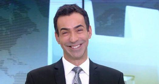 Cesar Tralli estaria de malas prontas para a CNN Brasil. Agora o canal resolveu se pronunciar