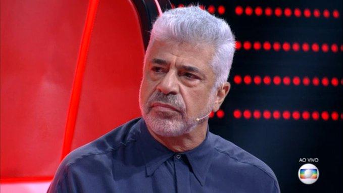 Lulu Santos, The Voice Brasil, Globo