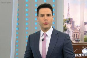 Luiz Bacci comanda o Cidade Alerta da Record (Foto: Reprodução/ Record)