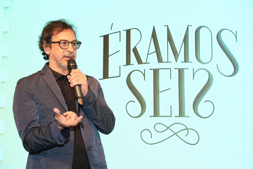 Carlos Araújo é o diretor artístico de Éramos Seis