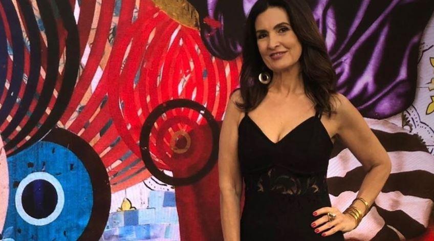 A apresentadora do Encontro com Fátima Bernardes da Globo e ex de William Bonner (Foto: Reprodução/Instagram)