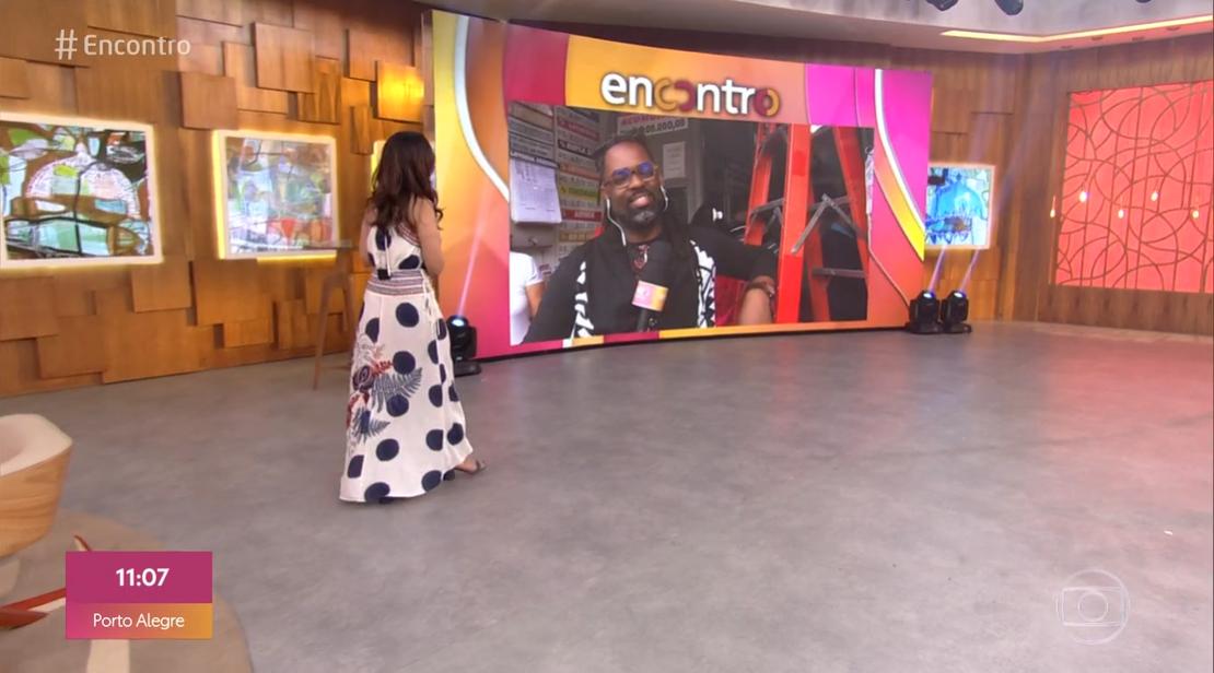 Fátima Bernardes fala sobre filhos do jornalista da Globo (Foto: reprodução Globoplay)