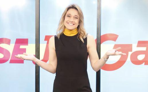 A nova apresentadora da Se Joga da Globo, Fernanda Gentil (Reprodução/Instagram)