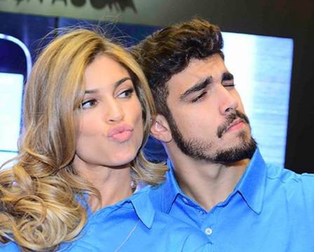 globo Grazi Massafera e Caio Castro podem estar namorando (Foto: Divulgação)
