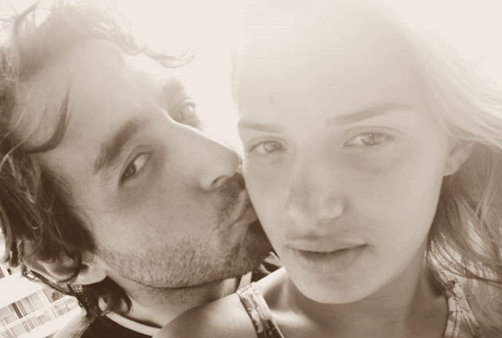 Gustavo Dagnese e Glamour Garcia estão com o relacionamento deles em crise (Foto: Reprodução)