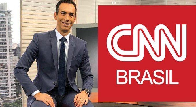 Cesar Tralli, CNN Brasil, Globo