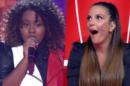 Ivete Sangalo não virou a cadeira para Ana Ruth no The Voice Brasil e seu mal (Foto montagem: TV Foco)