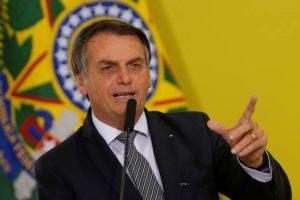 O presidente Jair Bolsonaro surpreendeu em discurso na ONU (Foto: Reprodução)