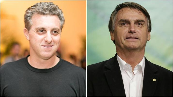 Luciano Huck pode ser candidato à Presidência da República e suceder Jair Bolsonaro (Foto: Divulgação)