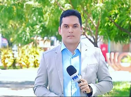 Jornalista do Grupo Meio Norte morreu neste domingo e pegou muitos fãs de surpresa (Foto: TV Meio Norte)