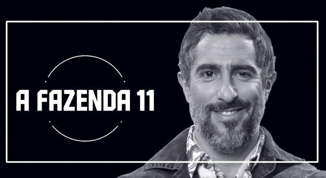 """Marcos Mion apresentará """"A Fazenda 11"""" (Foto: Divulgação/Record)"""