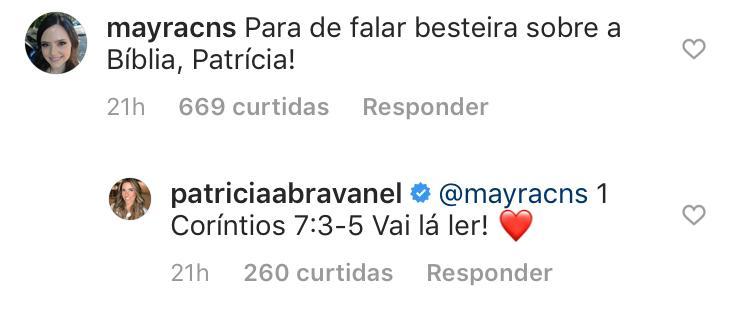 Patrícia Abravanel (Foto: Reprodução/Instagram)