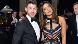 O cantor Nick Jonas ganhou um festão surpresa de sua esposa, Priyanka Chopra (Foto: Reprodução)