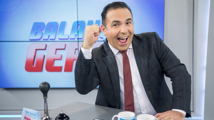 """Reinaldo Gottino deixará o comando do """"Balanço Geral SP"""" e integrará time da CNN Brasil (Foto: Divulgação/Record)"""
