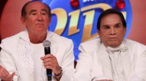 Renato Aragão e Dedé Santana (Foto: Reprodução)