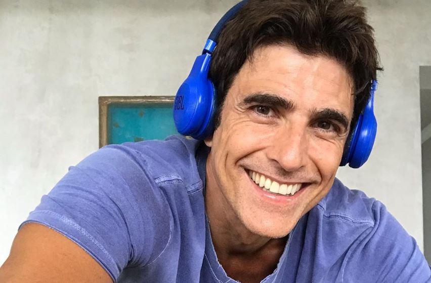 Reynaldo Gianecchini globo (Foto: Reprodução/Instagram)