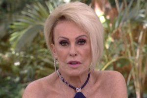 Ana Maria Braga é uma das maiores apresentadoras da televisão brasileira (Foto: Reprodução)