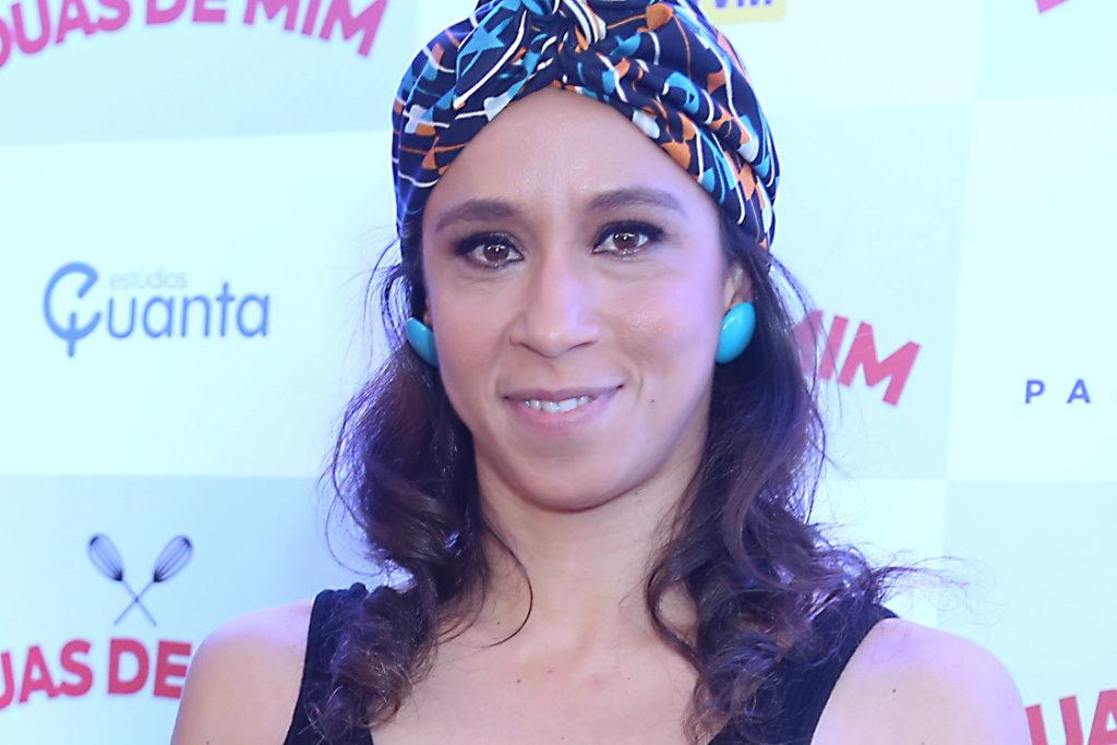 Atriz Thalita Carauta é assumidamente lésbica (Foto: Anderson Borde/AgNews)